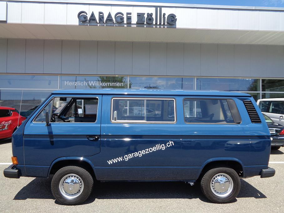 Garage z llig vw bus restaurationen otelfingen for Garage vw illkirch